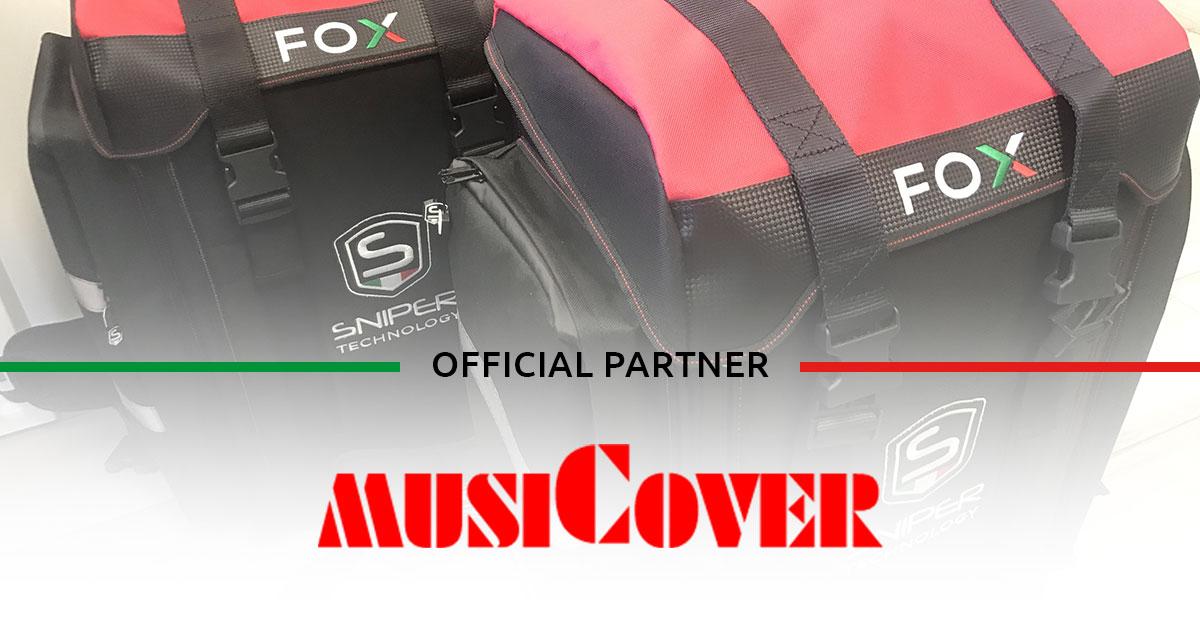 musicover sniper, sniper fox, musicover zaini, partnership sniper